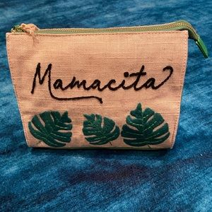 """Paper Destiny """"Mamacita"""" Tropical Pouch"""